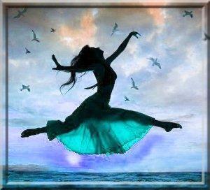 לרקוד עם האש באמצע החיים
